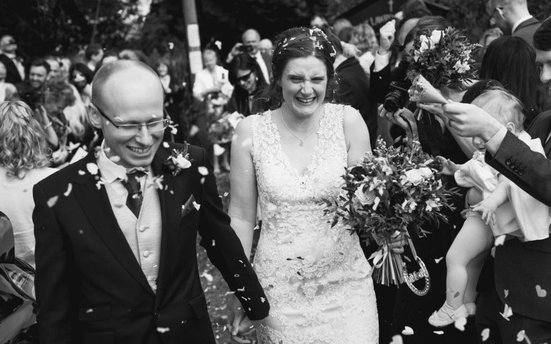 Hollie & Richard's Spring Wedding