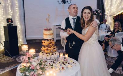 Rachel & Ollie's Cheerful Spring Wedding at Shrigley Hall