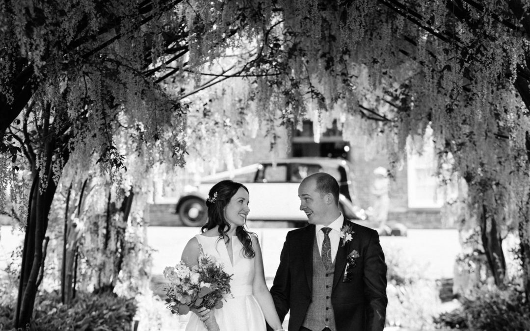 An Adorable Adlington Hall Wedding for Will & Kate (no, not that Will & Kate)