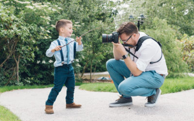 8 Reasons why kids at weddings are awesome!