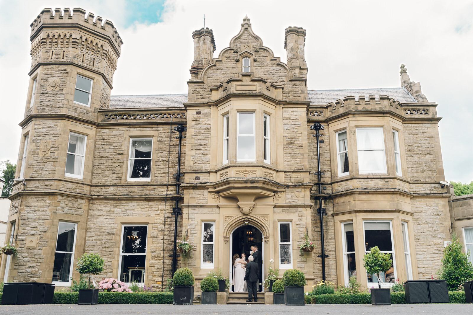 Hollin House Wedding Venue