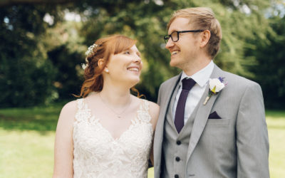 A Heartwarming Outdoor Makeney Hall Hotel Wedding | Hannah and Steve